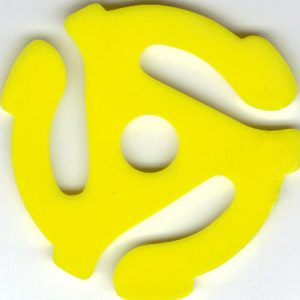 45rpmadapter-yellow